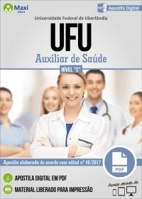 Auxiliar de Saúde Nível C - UFU-MG