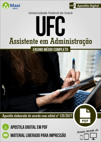 Assistente em Administração - UFC