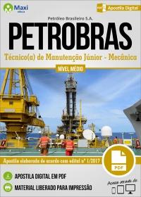 Técnico de Manutenção Júnior - Mecânica - Petrobras