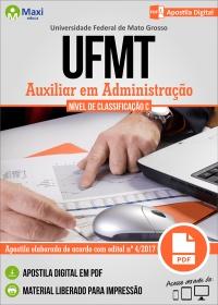 Auxiliar em Administração - UFMT