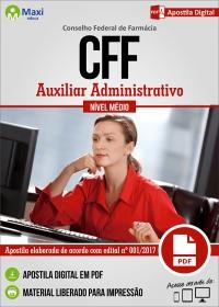 Auxiliar Administrativo - CFF