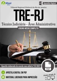 Técnico Judiciário - Área Administrativa - TRE - RJ