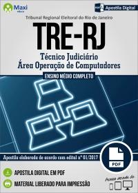 Técnico Judiciário - Área Operação de Computadores - TRE - RJ