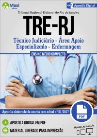 Técnico Judiciário - Enfermagem - TRE - RJ