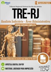 Analista Judiciário - Área Administrativa - TRE - RJ