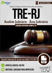 Analista Judiciário - Área Judiciária - TRE - RJ