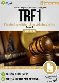 Técnico Judiciário - Área Administrativa - TRF 1ª Região
