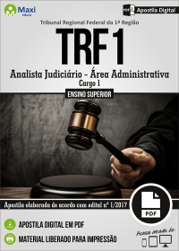Analista Judiciário - Área Administrativa - TRF 1ª Região