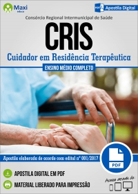 Cuidador em Residência Terapêutica - CRIS