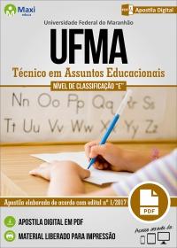 Técnico em Assuntos Educacionais - UFMA