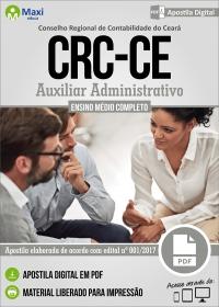 Auxiliar Administrativo - CRC-CE