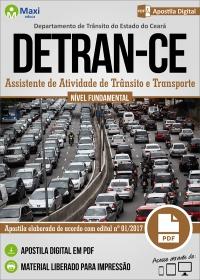 Assistente de Atividade de Trânsito e Transporte - DETRAN-CE