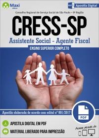 Assistente Social - Agente Fiscal - CRESS - SP