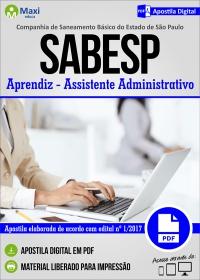 Aprendiz - Assistente Administrativo - SABESP