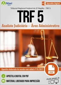 Analista Judiciário - Área Administrativa - TRF 5ª Região