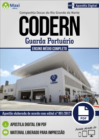 Guarda Portuário - CODERN