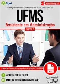 Assistente em Administração - UFMS