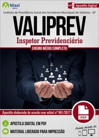 Inspetor Previdenciário - VALIPREV
