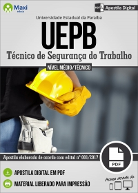 Técnico de Segurança do Trabalho - UEPB