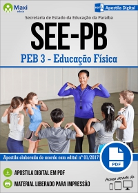 Professor de Educação Básica 3 - Educação Física - SEE-PB