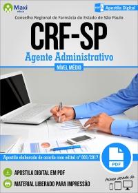 Agente Administrativo - CRF-SP