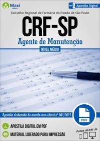 Agente de Manutenção - CRF-SP