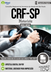 Motorista - CRF-SP