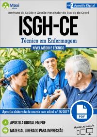 Técnico em Enfermagem - ISGH-CE