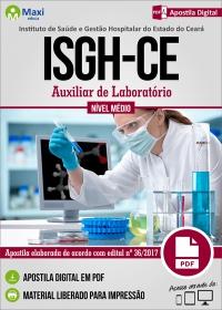 Auxiliar de Laboratório - ISGH-CE