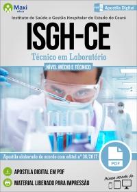 Técnico em Laboratório - ISGH-CE
