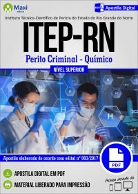Perito Criminal - Químico - ITEP-RN