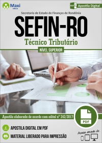 Técnico Tributário - SEFIN-RO