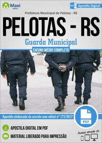 Guarda Municipal - Prefeitura de Pelotas - RS