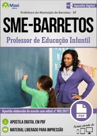 Professor de Educação Infantil - SME - Barretos - SP
