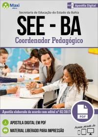 Coordenador Pedagógico - SEE-BA