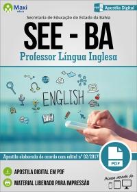 Professor Língua Inglesa - SEE-BA