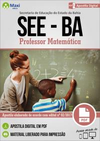 Professor Matemática - SEE-BA