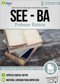 Professor História - SEE-BA