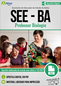 Professor Biologia - SEE-BA