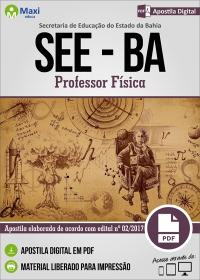 Professor Física - SEE-BA