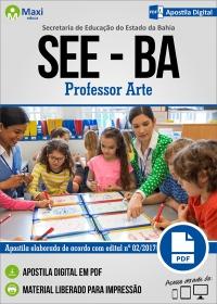 Professor Arte - SEE-BA