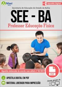 Professor Educação Física - SEE-BA