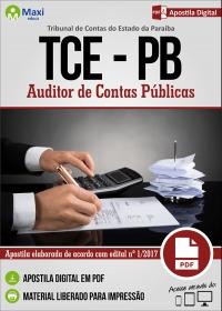 Auditor de Contas Públicas - TCE-PB