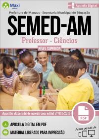 Professor Nível Superior - Ciências - SEMED-AM