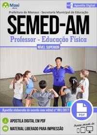 Professor Nível Superior - Educação Física - SEMED-AM