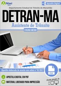 Assistente de Trânsito - DETRAN - MA