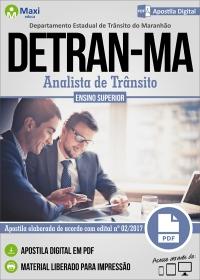 Analista de Trânsito - DETRAN - MA