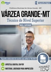 Técnico de Desenvolvimento Econômico e Social - Prefeitura de Várzea Grande - MT