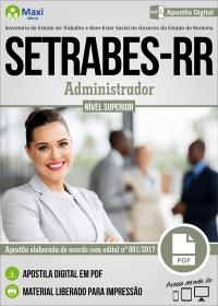 Administrador - SETRABES-RR