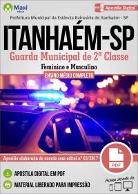 Guarda Municipal - Prefeitura de Itanhaém - SP